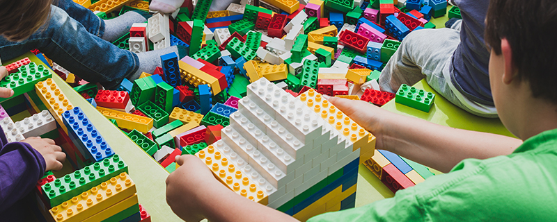 how lego enhances children's development