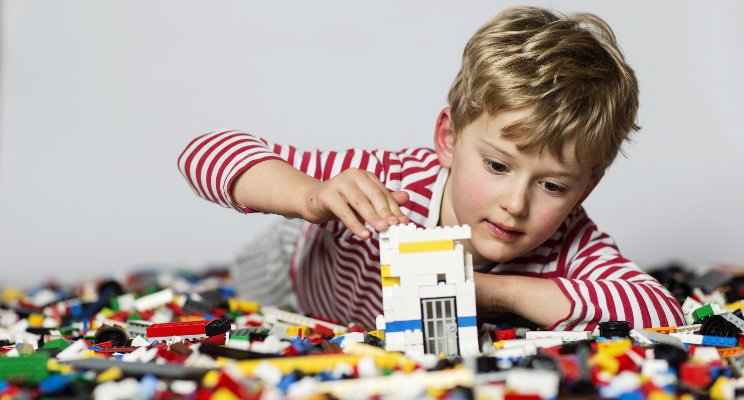 How LEGO helps Child Development