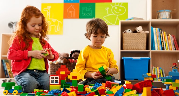 LEGO and Child Development and Resilience