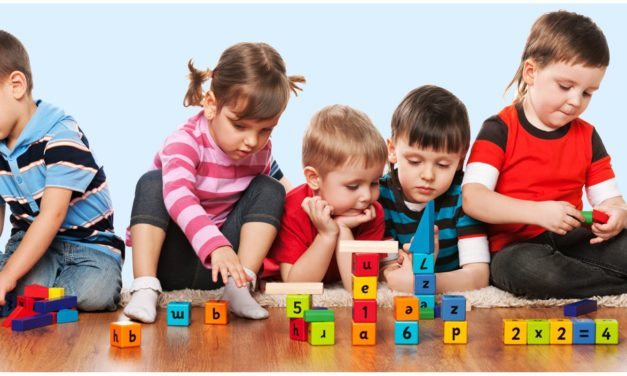 Educational Games for Kids' Early Learning
